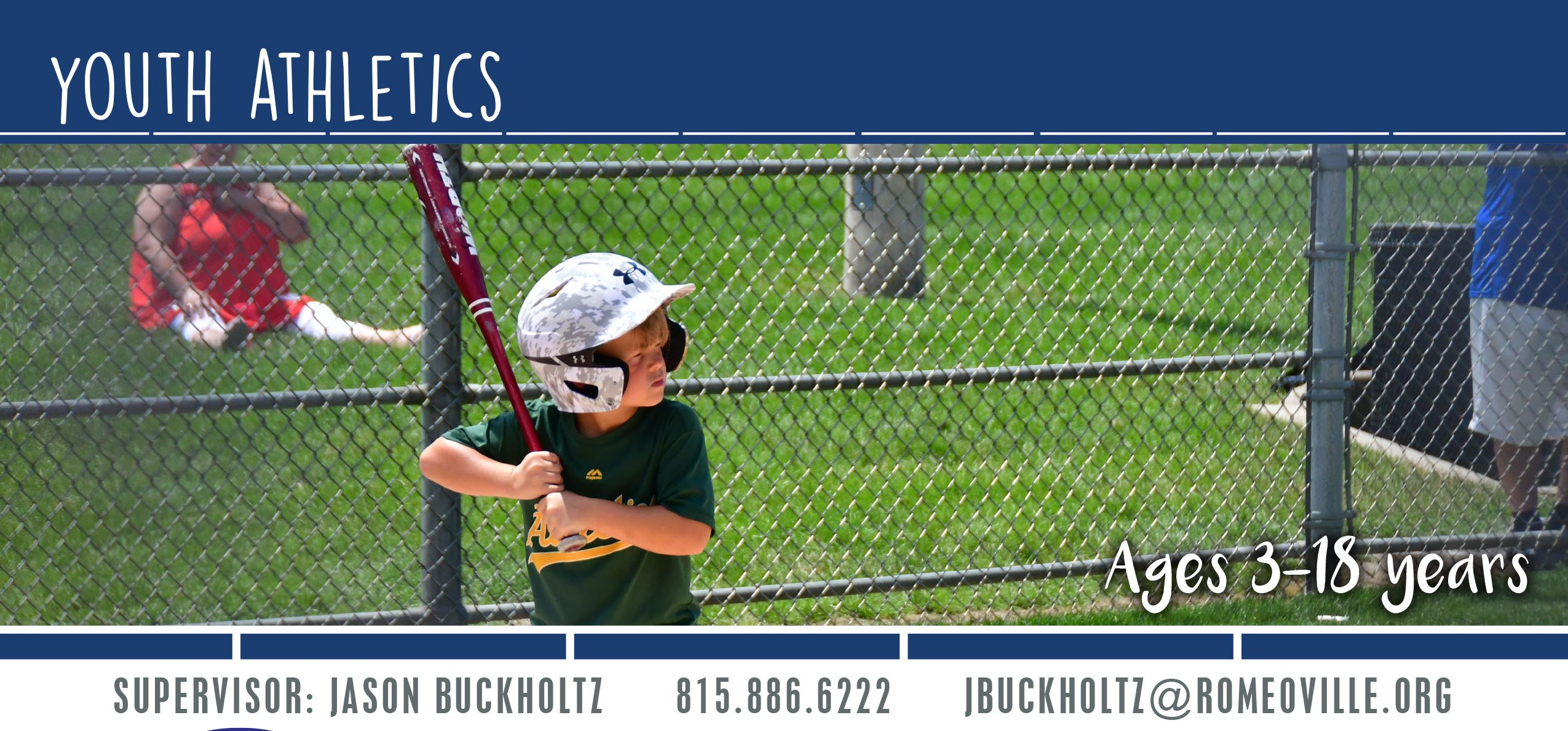 youth athletics header