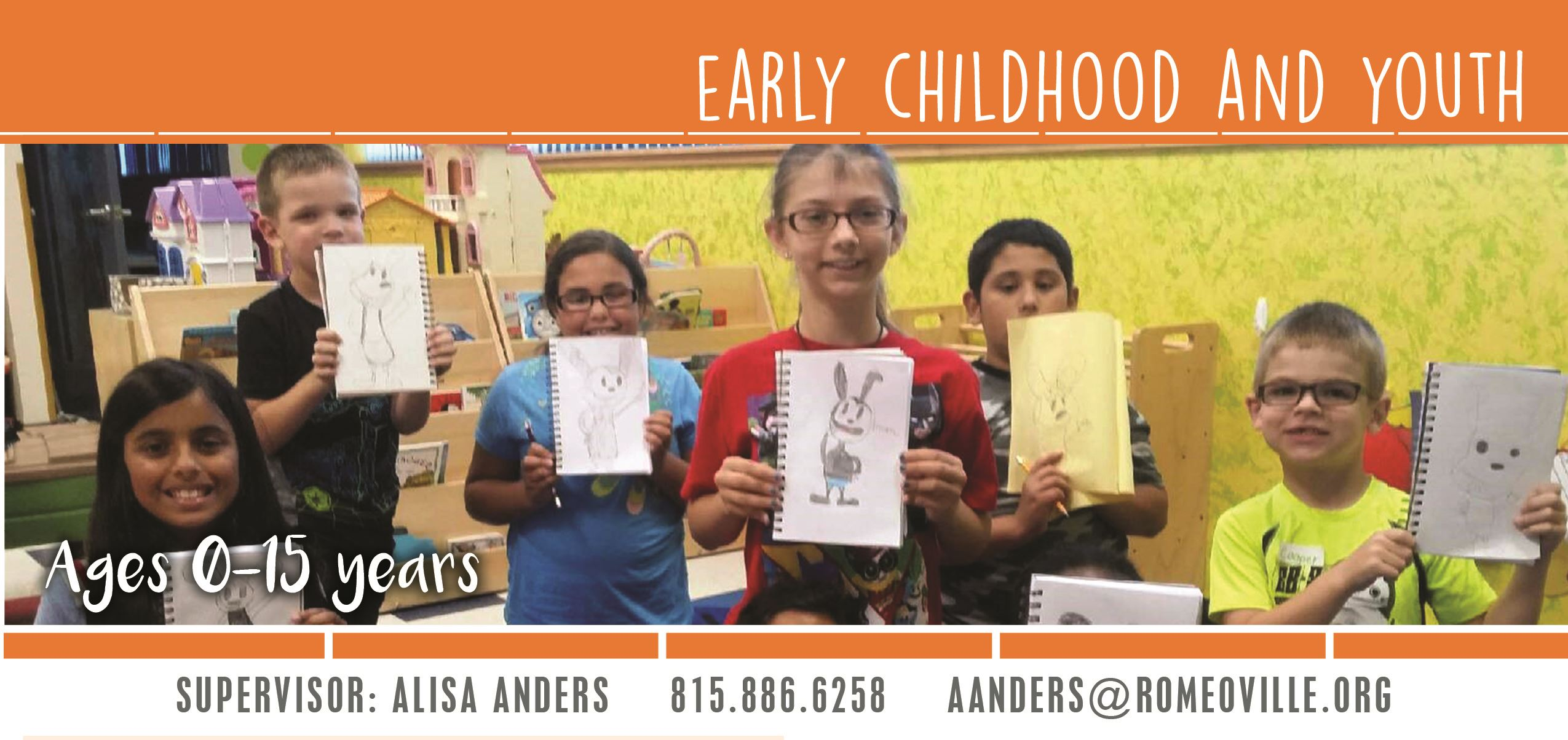 early childhood and youth header