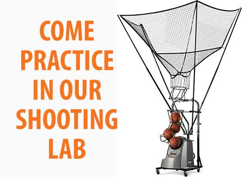 Romeoville Athletic & Event Center Shooting Lab